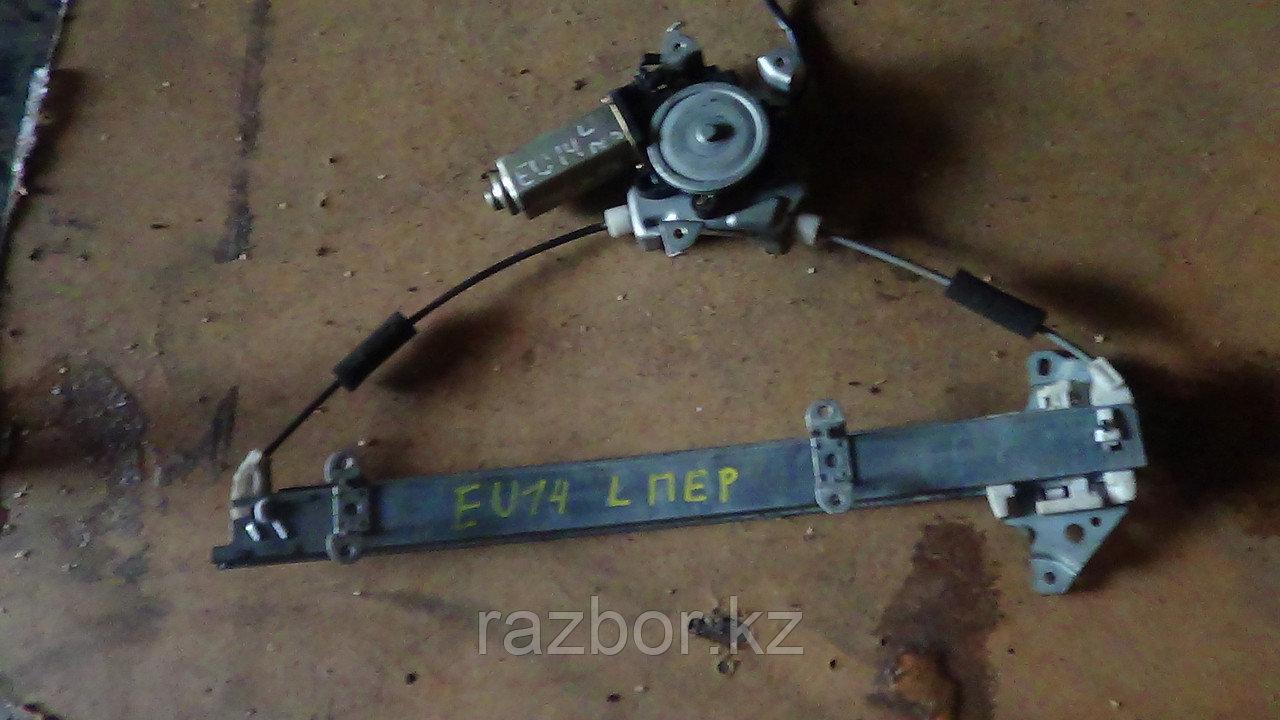 Стеклоподъёмник левый передний Nissan Bluebird (EU14)
