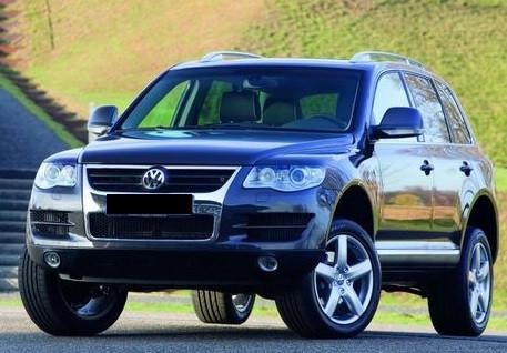 Штатная автомагнитола для Volkswagen Touareg Dynavin