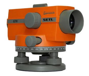 Оптический нивелир SETL GTX 120