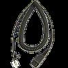 Шнур-переходник Jabra QD cord w. resistor, 47K Ohm (8800-01-19)