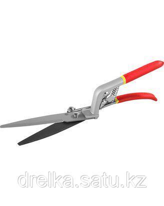 Ножницы садовые GRINDA для стрижки травы, металлические ручки, 315мм, 8-422003_z01
