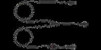 Шнур-переходник Jabra Cord - Supervisor (8800-02-01)