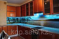Кухонные фартуки с фотоппечатью
