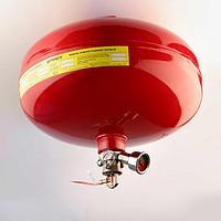 Модуль пожаротушения газовый МПТГ-C42-30-20 FIREX подвесного типа