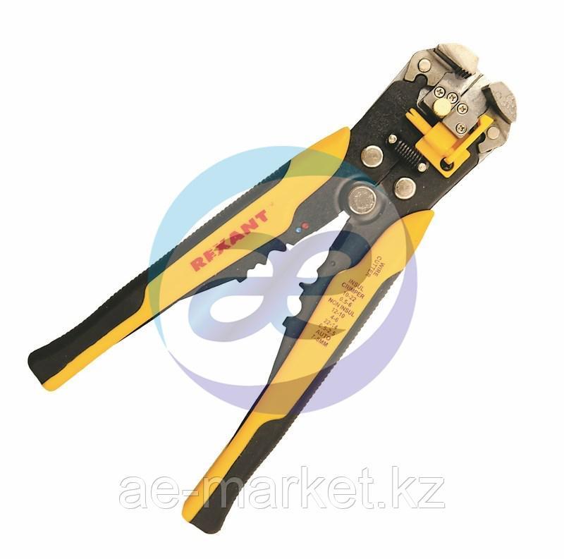 Инструмент для зачистки кабеля 0. 2 - 6. 0 мм² и обжима наконечников (HT-766) (TL-766) REXANT