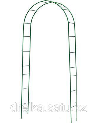 Шпалера арка GRINDA 422249, КЛАССИКА, разборная, 240х120х36см
