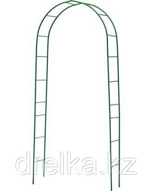 Шпалера арка GRINDA 422249, КЛАССИКА, разборная, 240х120х36см, фото 2