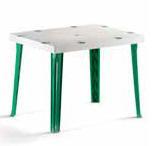 Столик к шезлонгу пластиковый