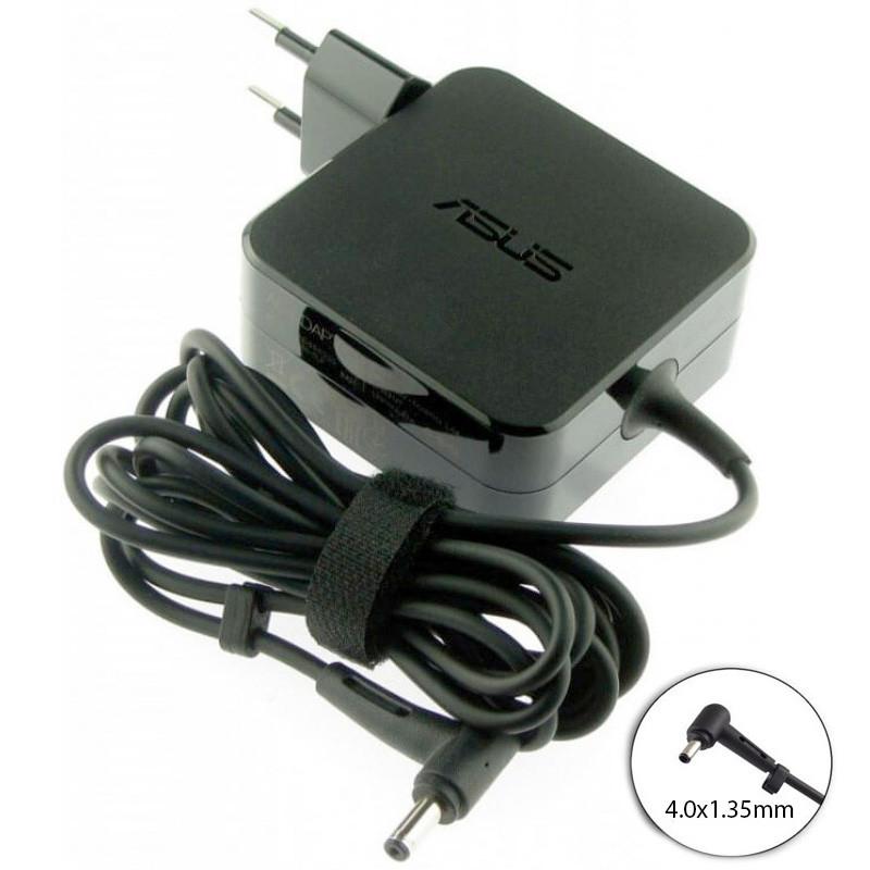 Блок питания для ноутбука Asus 19V 3.42A 65W 4.0х1.35 мм (оригинальный, квадрат)