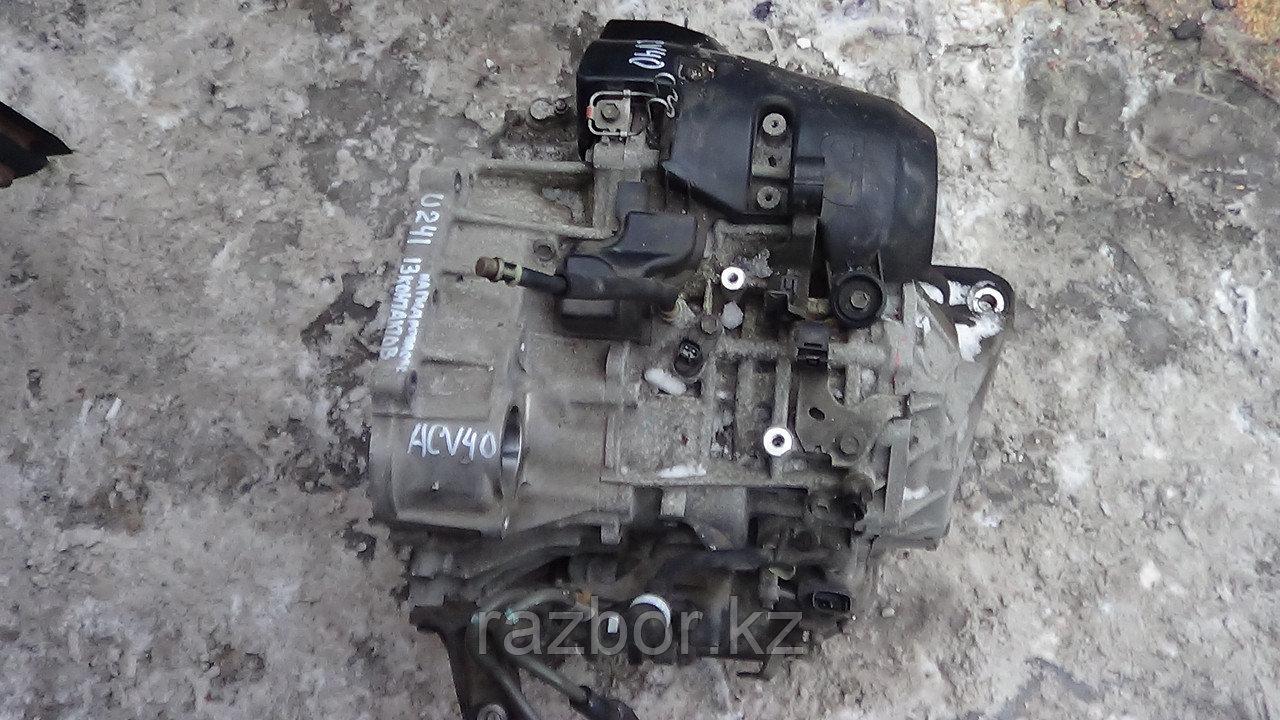 АКПП Toyota Camry 40 (U241)