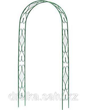 Шпалера арка GRINDA 422251, АР ДЕКО, разборная, 240х120х36см , фото 2