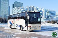 Автобусные перевозки по городу