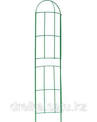 Шпалера декоративная GRINDA 422259, ОВАЛ, разборная, 215х52см
