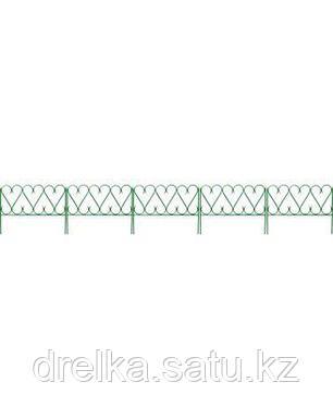 Забор декоративный GRINDA РЕНЕССАНС, металлический, 50x345см , фото 2