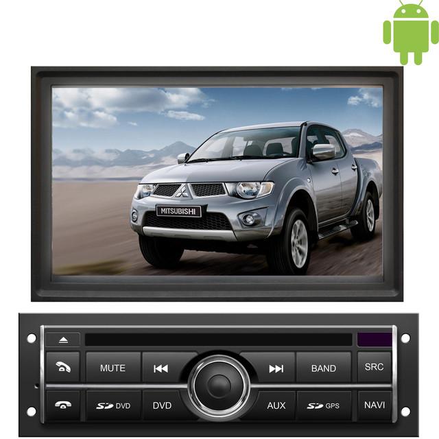 Штатная магнитола Mitsubishi Pajdero Sport - Android