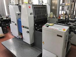 Ryobi 522 HX б/у 2001г - 2-красочная машина для офсетной печати