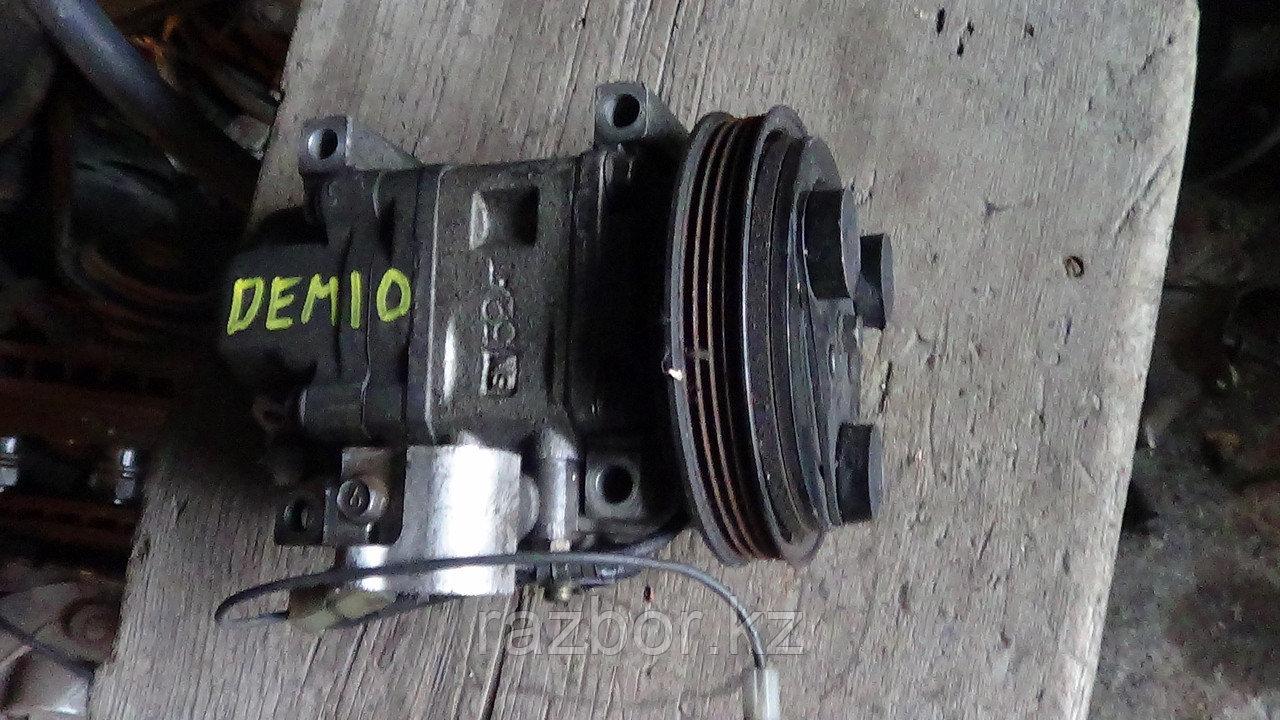 Компрессор кондиционера Mazda Demio