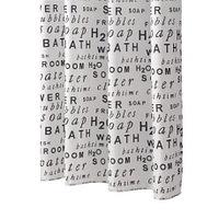 Занавеска для ванной XENIA/SANDHULT