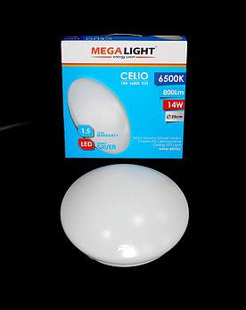 Cветодиодные энергосбрегающие светильники ДПО CL CELIO 14W (MegaLight)