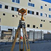 Наблюдение за деформацией зданий и сооружений