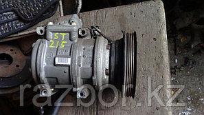 Компрессор кондиционера Toyota Caldina (ST215)
