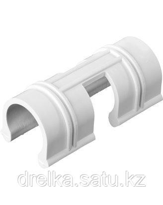 Крепления для парника GRINDA 422317-20, комплект зажимов для крепления пленки к каркасу парника d=20 мм
