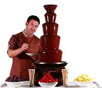 Шоколадный фонтан 80 см
