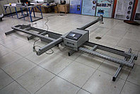 Плазменный станок с ЧПУ 1500*3000мм портативный, автовысота, без источника плазмы, фото 1