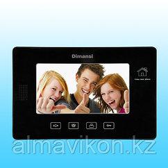Dimansi T-960CL    цветной видео домофон