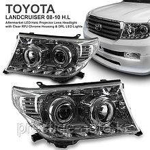 Led оптика на Toyota Lend Cruiser 200 2007-2010