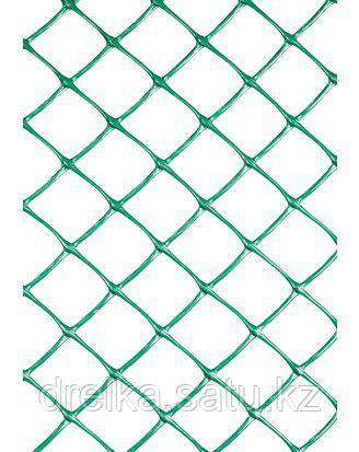 Сетка садовая Grinda, цвет хаки, 1,5х25 м, ячейка 40х40 мм, 422266