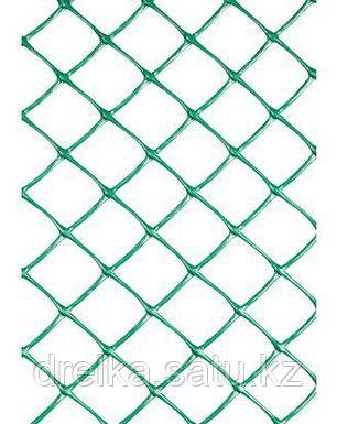 Сетка садовая Grinda, цвет хаки, 1,5х25 м, ячейка 40х40 мм, 422266 , фото 2