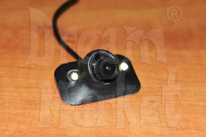 Камера заднего вида 1902 LED, цветная, с подсветкой,с разметкой, универсальная