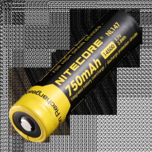 Аккумулятор NITECORE NL147 (750 mAh) for Flashlights