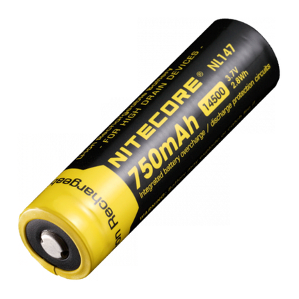 Аккумулятор NITECORE NL147 (750 mAh) for Flashlights, фото 2
