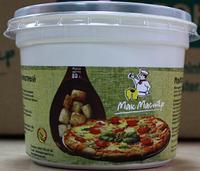 Сухарики Крутон со вкусом пицца МакМастер 80 грамм