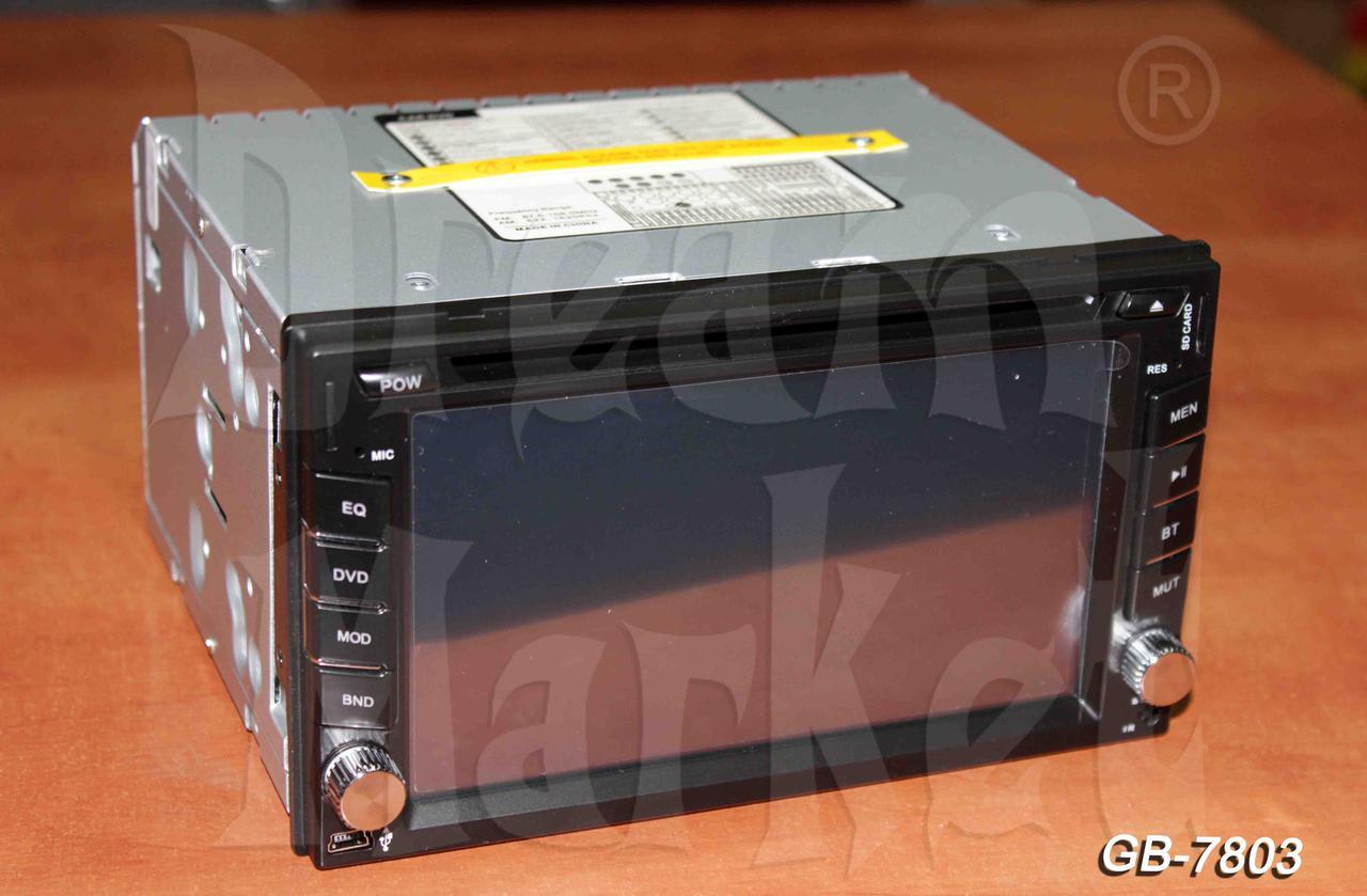 Автомагнитола GB-7803 универсальная