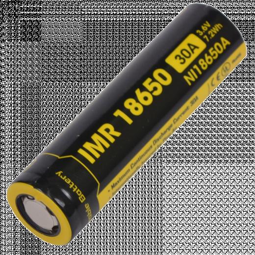 Аккумулятор NITECORE IMR18650 (2500mAh/35A) for vape