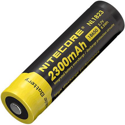 Аккумулятор NITECORE NL1823 (2300mAh) for Flashlights, фото 2