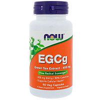 ЭГКГ, EGCg400 мг90шт.Эпигаллокатехин -3- галлат.Для лечения миомы,кист,и т.д.совместно с Индол карбинолом., фото 1