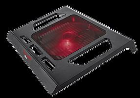 Подставка для ноутбука Trust GXT 220 Notebook Cooling Stand черный