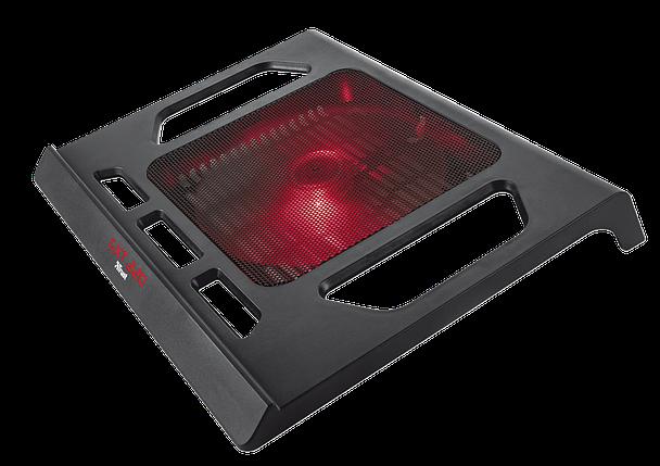 Подставка для ноутбука Trust GXT 220 Notebook Cooling Stand черный, фото 2
