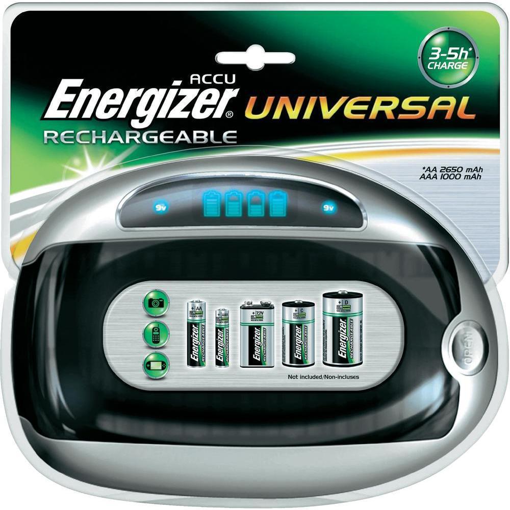 Зарядное устройство ENERGIZER универсальное