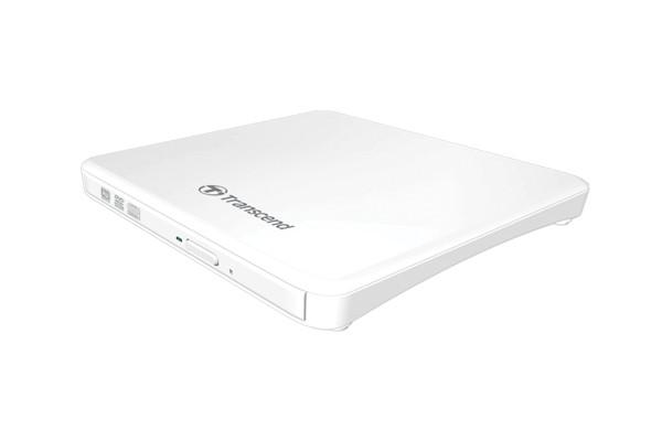 Привод оптический Transcend TS8XDVDS-W белый