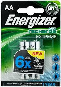 Аккумуляторы Energizer NiMH AA 2300mAh 2 штуки в блистере