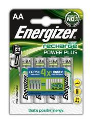 Аккумуляторы Energizer NiMH AA 2000mAh 4 штуки в блистере, фото 2