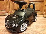 Толокар машинка Bentley Бэнтли (АНАЛОГ), фото 10
