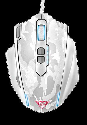 Мышь игровая TRUST GXT155C GAMING MSE-CAMO белый, фото 2