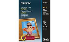 Фотобумага 10х15 Epson C13S042549 500 Л. 200 Г/М2 Glossy Paper