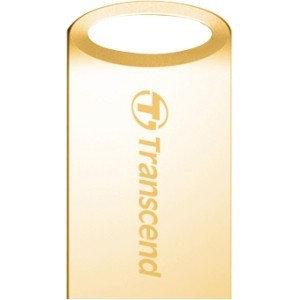 USB Флеш 32GB 3.0 Transcend TS32GJF710G золото, фото 2